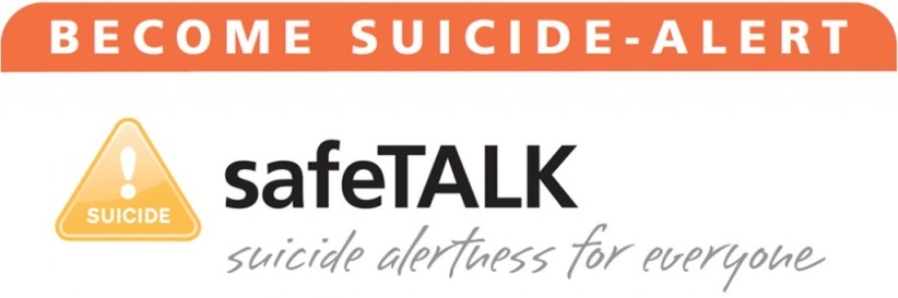 safeTALK training at a subsidized rate