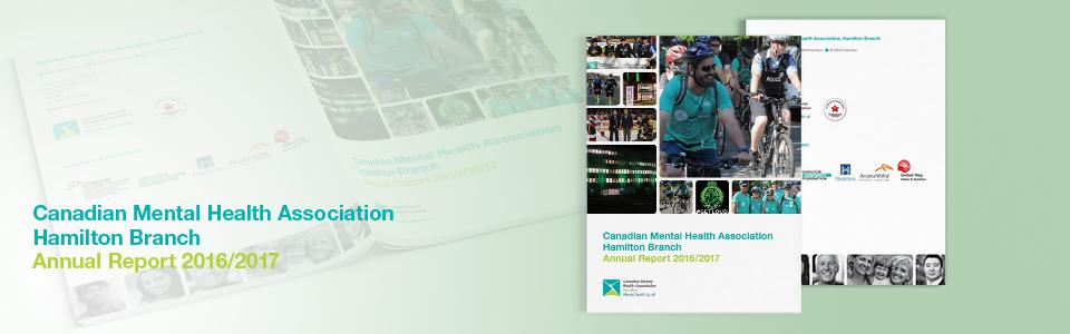 CMHA Hamilton's 2016/2017 Annual Report