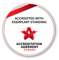 Accreditation Canada, Exemplary Standing