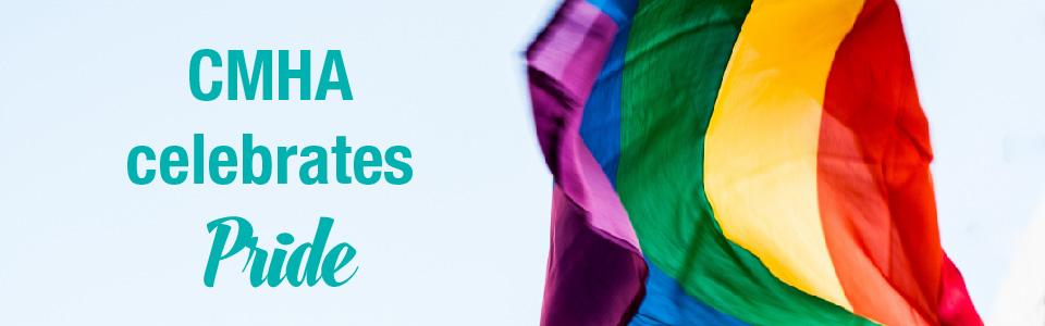 CMHA Hamilton celebrates Pride