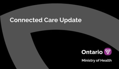 Connected Care Update
