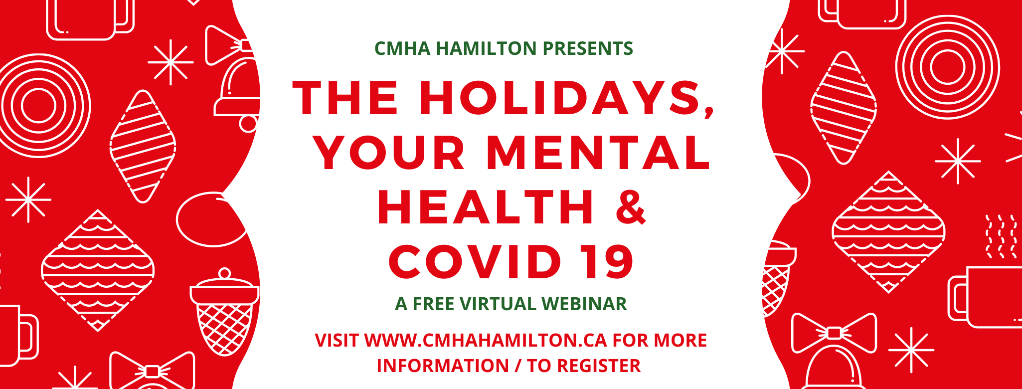 The Holidays, Your Mental Health & COVID-19