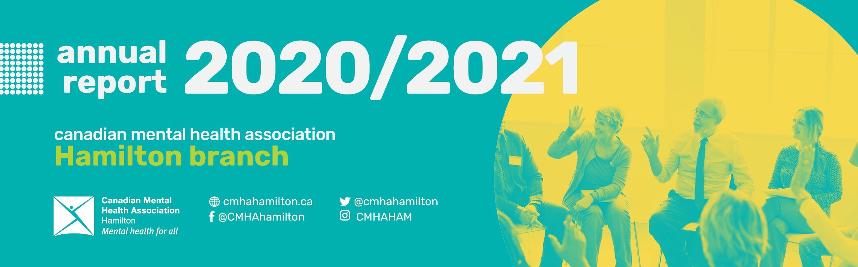 CMHA Hamilton 2020/2021 Annual Report