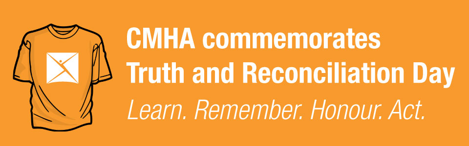 CMHA commemorates Truth and Reconciliation Day